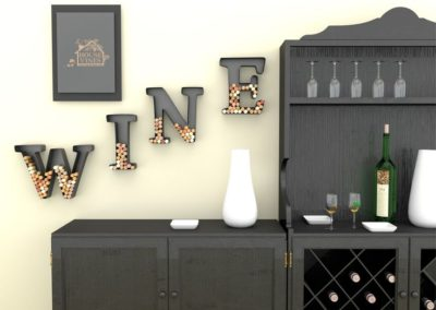 letter-wine-cork-holder